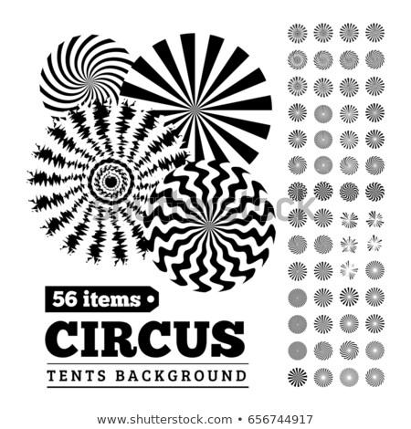 цирка фоны дизайна вектора Сток-фото © m_pavlov