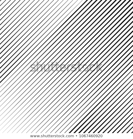 diagonal lines pattern with different width background Stock photo © SArts
