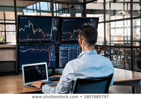 Bitcoin trading  stock photo © PureSolution