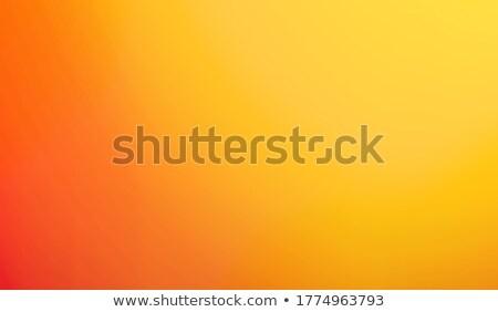 Incrível amarelo abstrato moderno fundo arte Foto stock © SArts