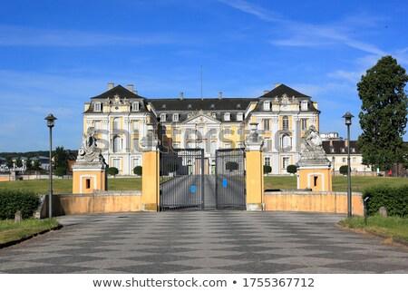 дворец Германия начало путешествия Сток-фото © borisb17