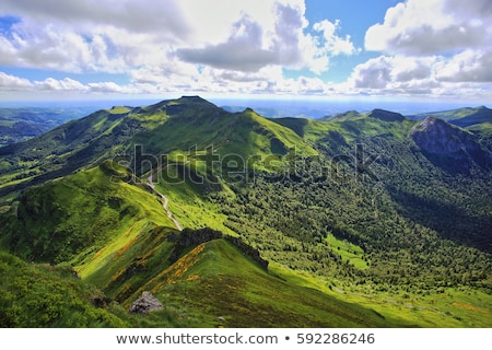 Central massif-France Stock photo © RazvanPhotography