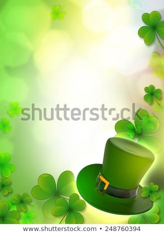 abstrato · flor · primavera · feliz · arte · diversão - foto stock © pathakdesigner