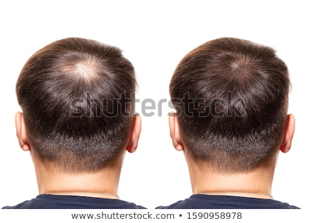Portrait of young brown-haired man Stock photo © photography33
