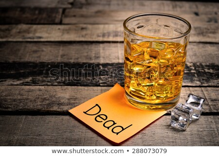 Ice cube and liver stock photo © Givaga