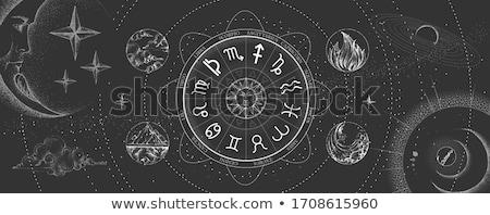 aries zodiac horoscope astrology sign stock photo © krisdog