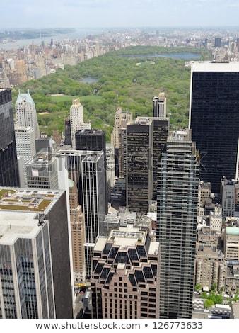 Em torno de Central Park Nova Iorque ver EUA Foto stock © prill