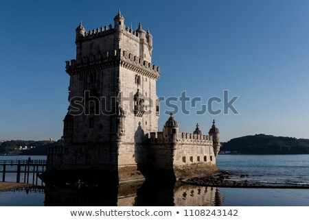 Lisbon Torre de Belem 02 Stock photo © LianeM