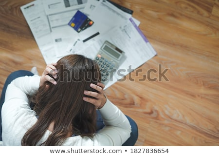financial problems stock photo © lightsource