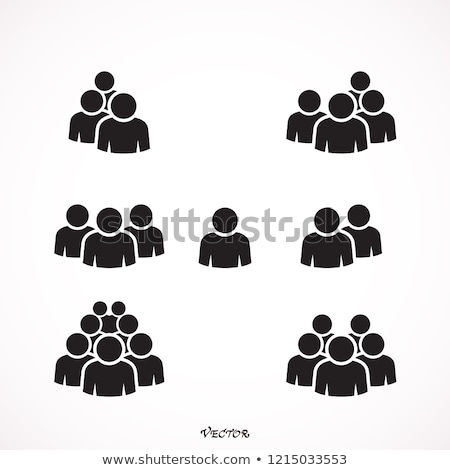 Five people Stock photo © zzve