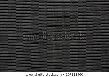 polyester grill texture gray Stock photo © kuligssen