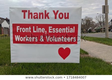 Thank You From Canada Stock photo © karenr