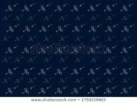 drug seamless pattern stock photo © glorcza