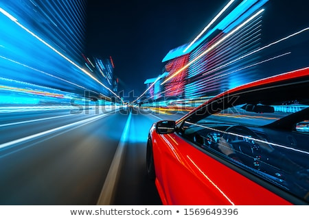 highway in Moscow Stock photo © uatp1