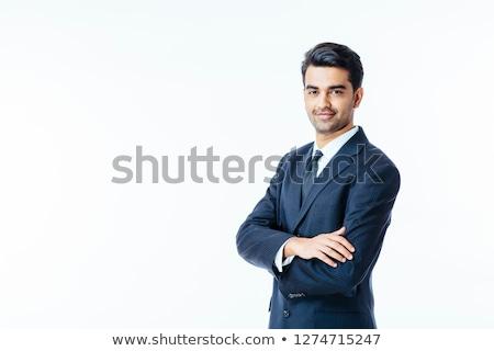 肖像 · 成人 · アジア · 男 · ブラウン - ストックフォト © szefei