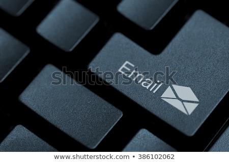 email · szó · egér · billentyűzet · gyerekek · internet - stock fotó © fuzzbones0