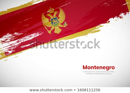 made in montenegro Stock photo © tony4urban