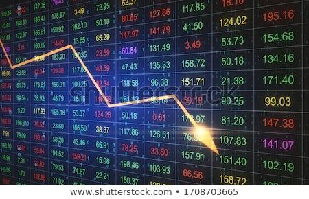 creative decline stock photo © lightsource