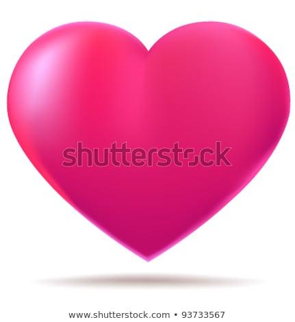 ピンク 中心 輝かしい 金箔 金 ストックフォト © blackmoon979