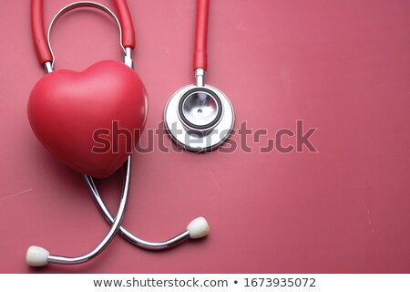 Stock photo: Colorful Cardiology background