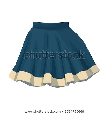 Female skirt Stock photo © gsermek