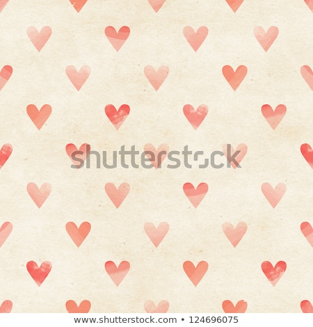 Watercolor romantic Valentine background Stock photo © Artspace