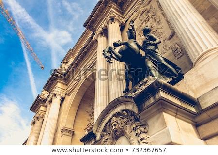 La Parijs detail Frankrijk reizen Stockfoto © boggy