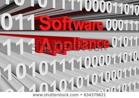 Virtual Appliance, Software Distribution Stock photo © olivier_le_moal
