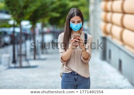 Fuera para texto aire condición papel Foto stock © AndreyPopov