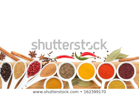 various spices selection stock photo © grafvision