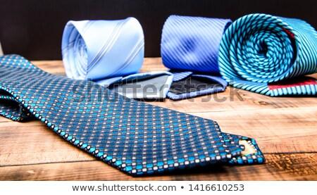 Silk neckties Stock photo © montego