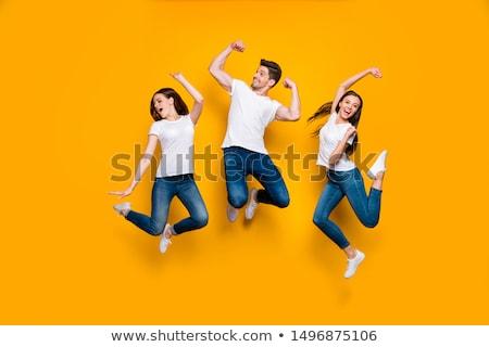 Nice время фото счастливая девушка удовольствие Сток-фото © pressmaster