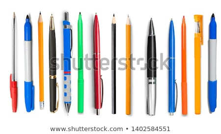 pens and pencils Stock photo © poco_bw