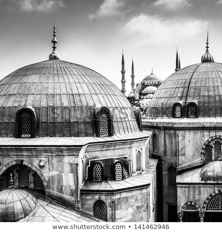 白 · 寺 · 屋根 · 詳細 · 建物 · デザイン - ストックフォト © smithore