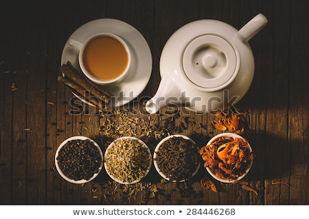 Hot spiced tea stock photo © calvste