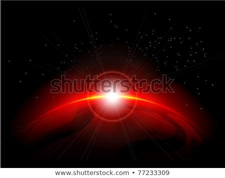 noir · transparent · peuvent · autre · résumé · sang - photo stock © karolinal