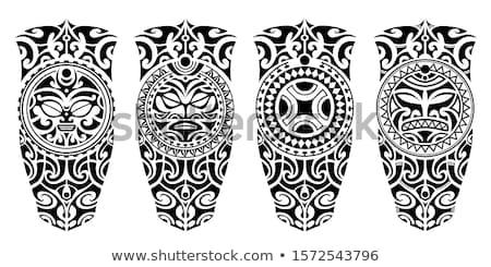 татуировка · художник · процесс · черный · стороны - Сток-фото © sumners