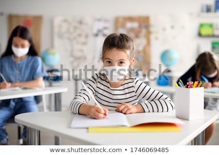 студентов · Постоянный · прихожей · школу · школы - Сток-фото © luminastock