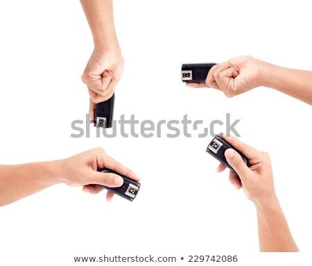 wireless flash trigger Stock photo © FOKA