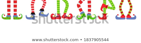 elf banner stock photo © lightsource