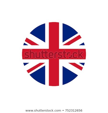 Sphere with flag of UK Stock photo © alessandro0770