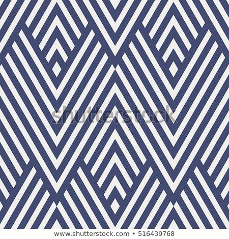 グレー · 縞模様の · モノクロ · 抽象的な · 幾何学的な · パターン - ストックフォト © zebra-finch