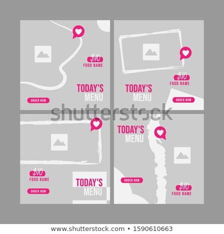 Stockfoto: Social · media · netwerk · hoofdtelefoon · slot · envelop