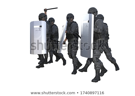 Special Police Forces Stock photo © derocz
