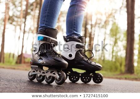 Rollerblade Stock photo © tiKkraf69