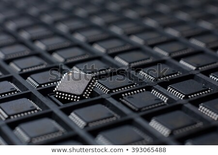 many electronic components Stock photo © tracer