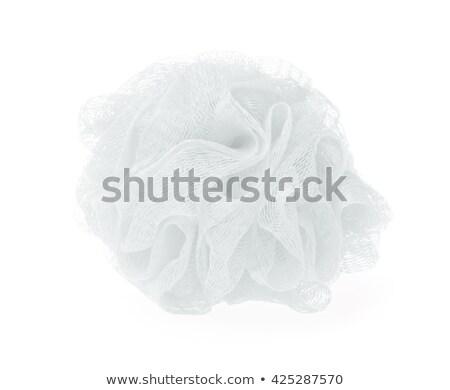 Fehér fürdőkád fény kép masszázs fürdőszoba Stock fotó © dariazu
