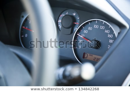 car interior with shallow depth of field Stock photo © Phantom1311