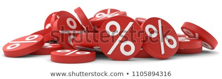 Button with Christmas bonus and extra money Stock photo © Ustofre9