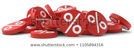 christmas · bonus · geschenken · euro · merkt · witte - stockfoto © ustofre9